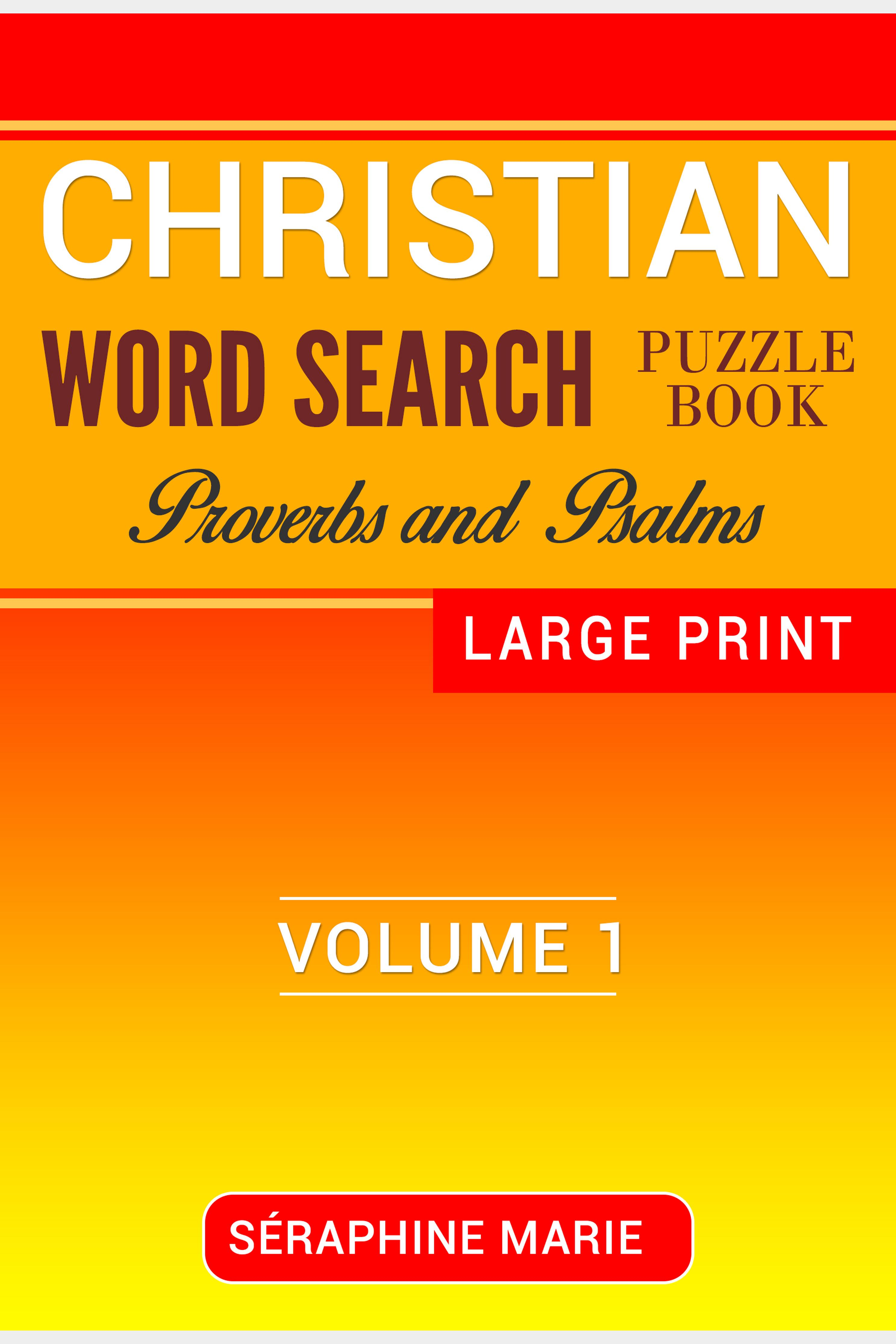 proverbs and psalms word search christian puzzles