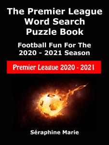 premier league puzzle book 2020 - 2021