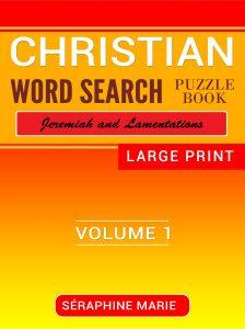 Christian Word Search Puzzle Book