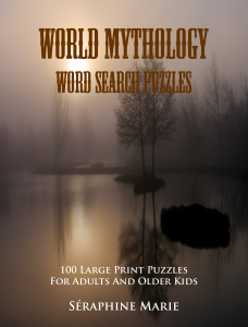 World Mythology Word Search Puzzle Book