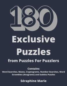 free puzzle book