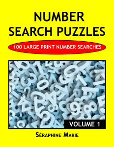 number search puzzle book